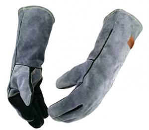 WZQH Leather Welding Gloves
