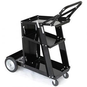 Yahateech 3-Tier Welding Cart