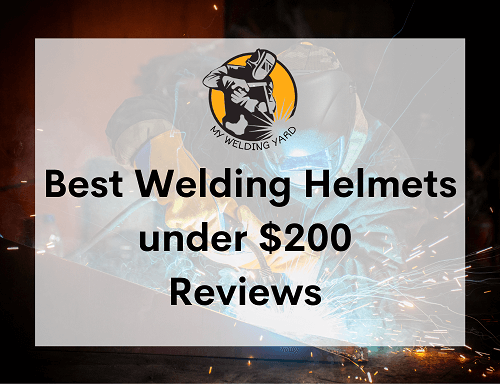 Best Tig Welding Helmet Reviews 2021 - The Welder's Guide