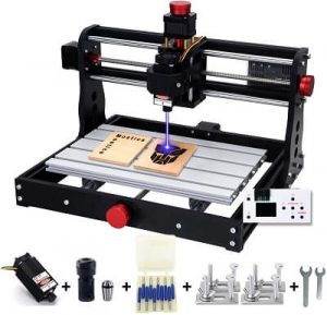Mostics 2 in 1 CNC 3018 Pro Machine