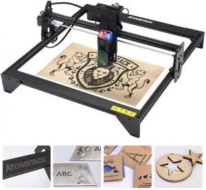 Upgraded Laser Engraver CNC